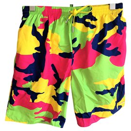 Dsquared2-Dsquared2 NEW MEN'S SWIM SHORTS-Multiple colors