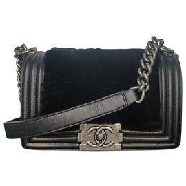 Chanel-Boy small-Noir