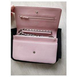 Chanel-Woc caviar-Pink