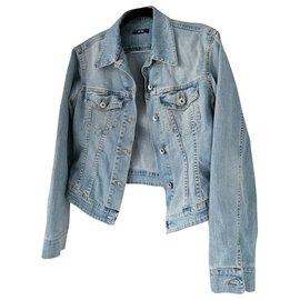 Hugo Boss-Jackets-Blue