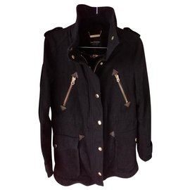 Juicy Couture-Jackets-Black