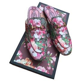 Gucci-Gucci bloom-Marron,Rose,Blanc,Beige,Vert