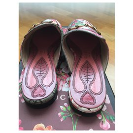 Gucci-Gucci Bloom-Brown,Pink,White,Beige,Green