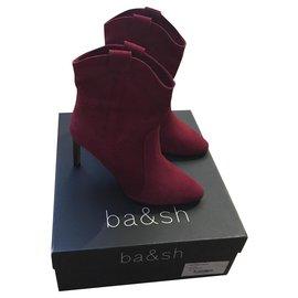 Ba&Sh-Caitlin-Red,Dark red