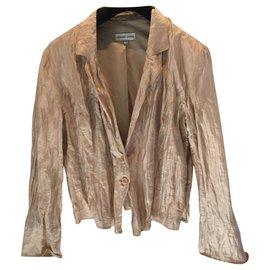 Gerard Darel-Skirt suit-Beige