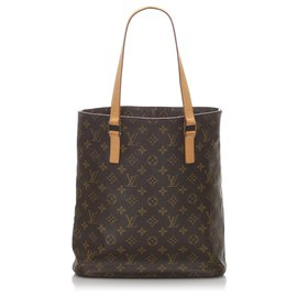 Louis Vuitton-Louis Vuitton Brown Monogram Vavin GM-Marron