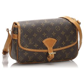 Louis Vuitton-Louis Vuitton Monogram Marron Sologne-Marron