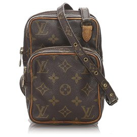Louis Vuitton-Louis Vuitton Monogram Mini Amazone Marron-Marron