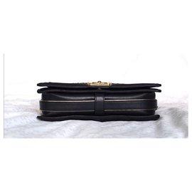 Chanel-Sac garçon Chanel moyen édition limitée-Noir