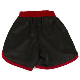 Autre Marque-BOY London Shorts Boxer Bermuda Black and Red size XS Men's or Boys 12 years old-Black,Red