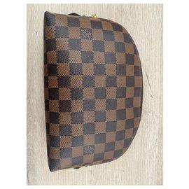 Louis Vuitton-Large cosmetic case-Ebony