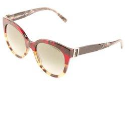 Burberry-Des lunettes de soleil-Multicolore