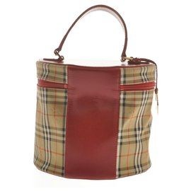 Burberry-Burberry Hand Bag-Brown