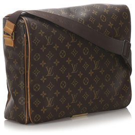 Louis Vuitton-Abbesses Louis Vuitton Monogram Brown-Marron