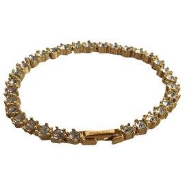 Nina Ricci-Nina Ricci Tennisarmband-Golden