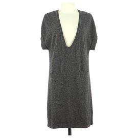 Gerard Darel-robe-Grey