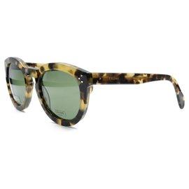 Céline-Des lunettes de soleil-Multicolore