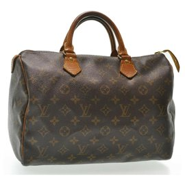 Louis Vuitton-Louis Vuitton Speedy 30-Autre