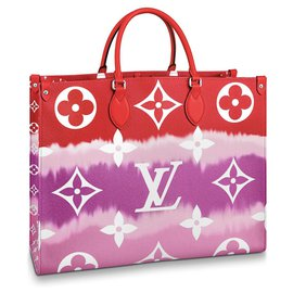 Louis Vuitton-Louis Vuitton OntheGo-Rot