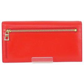 Loewe-Loewe Wallet-Red