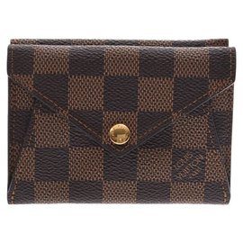 Louis Vuitton-Louis Vuitton Origami Compact-Brown