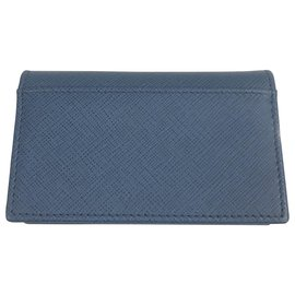 Prada-PRADA wallet-Blue