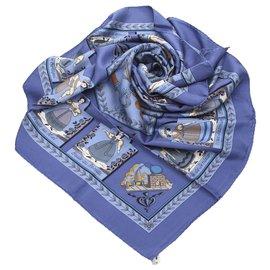 Hermès-Hermes Blue Huile Rafraichissante a lusage de la Toilette Parfumee-Bleu,Multicolore