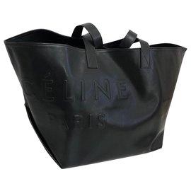 Céline-Made in tote bag-Black