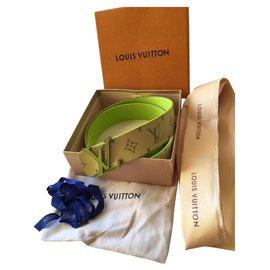 Louis Vuitton-Ceintures-Vert