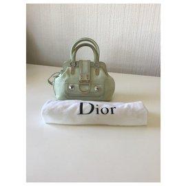 Dior-Mini sac Dior-Vert clair