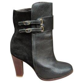 Tila March-Tila March p boots 39-Black