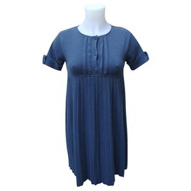 Chloé-Dresses-Blue