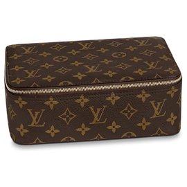 Louis Vuitton-Cube LV nouveau-Marron