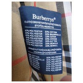Burberry-Burberry woman raincoat vintage t 44-Khaki