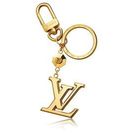 Louis Vuitton-LV nouveau sac charme-Doré