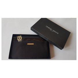 Giorgio Armani-Pockets-Black