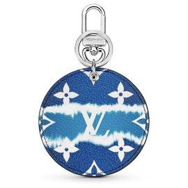 Louis Vuitton-breloque sac escale lv-Bleu