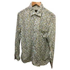 Mulberry-Mulberry vintage millefleur shirt-Multiple colors
