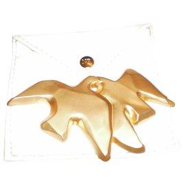 Nina Ricci-Pins & brooches-Golden