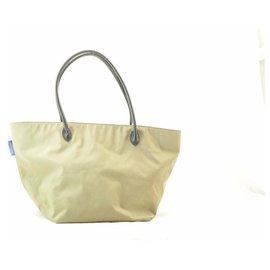 Burberry-Burberry tote bag-Khaki