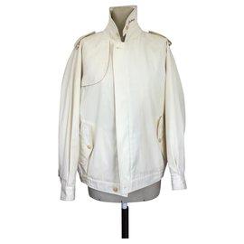 Burberry-Burberrys jacket-Eggshell