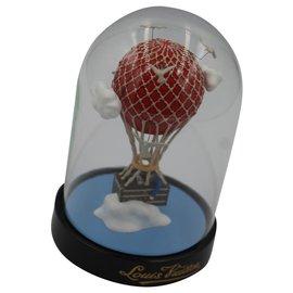 Louis Vuitton-Collectible Louis Vuitton hot air balloon dome-Red