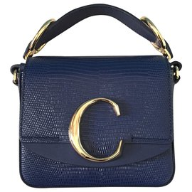Chloé-C bag-Blue