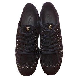 Louis Vuitton-sneakers-Noir