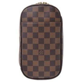 Louis Vuitton-Louis Vuitton Pochette Gange-Marron