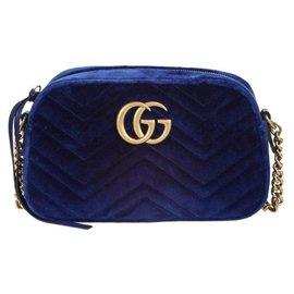 Gucci-Marmont-Bleu