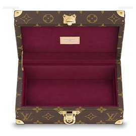 Louis Vuitton-Coffret BT neuf-Marron