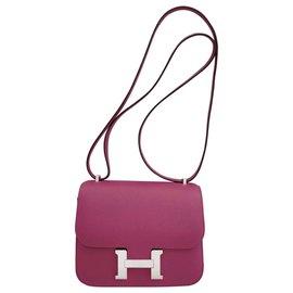 Hermès-Hand bags-Pink