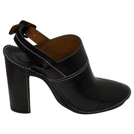 Chloé-Mules-Black