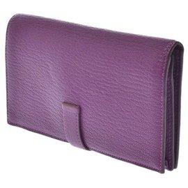 Hermès-Hermès Beach GM-Purple